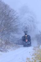 北海道 蒸気機関車