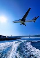 大阪府 関西国際空港 ボーイング767