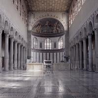 イタリア サンタ・サビーナ聖堂