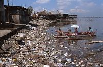 フィリピン 水質汚染