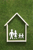 家と家族 イメージ