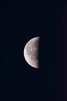 北海道 月