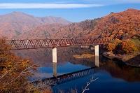 栃木県  湯西川橋梁