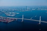 神奈川県 横浜市 ベイブリッジ