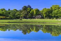 岡山県 後楽園と岡山城
