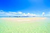 沖縄県 浜島(幻の島)