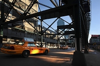 アメリカ合衆国 ニューヨーク 道路