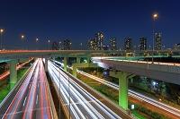 東京都 辰巳ジャンクションの夜景