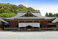 奈良県 桜井市 大神神社 祈祷殿