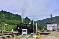 福島県 三島町 JR只見線