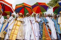 エチオピア ラリベラ マスカル祭