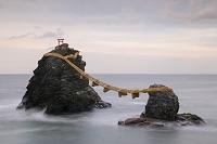 三重県 二見 夫婦岩