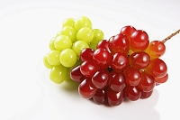 赤葡萄とシャインマスカット