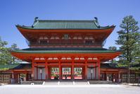京都 平安神宮 応天門
