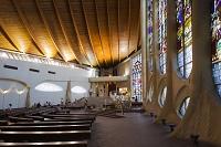フランス ノルマンディー 聖ジャンヌ・ダルク教会