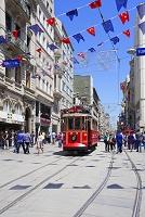トルコ イスタンブール 新市街