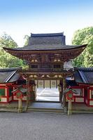 奈良県 天理市 石上神宮 楼門