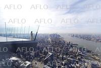 西半球で最も高い屋外展望台 米NYにオープン