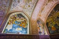 イラン エスファハーン 四十柱宮殿