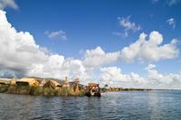 チチカカ湖 ウロス島