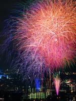 石川県 金沢の花火