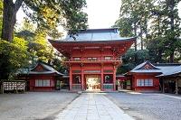 茨城県 鹿島神宮 楼門