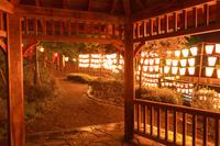 石川県 湯涌温泉 湯涌ぼんぼり祭り