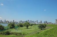 大阪府 大阪市 淀川河川公園 パターゴルフ