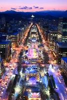 北海道 さっぽろ雪まつり
