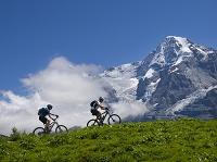 スイス マウンテンバイク