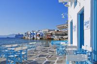 ギリシャ ミコノス島 夏のリトル・ヴェニス