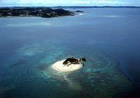 沖縄県 コマカ島と知念沖