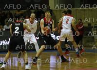 バスケットボール:FIBA W杯 アジア2次予選
