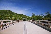 三重県 伊勢神宮 宇治橋