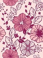 花の模様素材