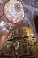 聖ワシリー大聖堂 内部 モスクワ ロシア