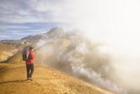 アイスランド ハイキング