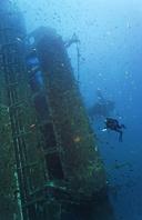 キプロス 地中海 海底