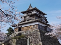 福井県 丸岡城