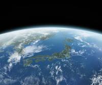地球 日本イメージ