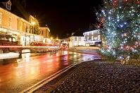 イングランド ノーフォーク クリスマスマーケット