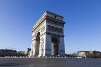 フランス パリ トワール凱旋門