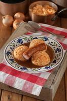オランダの伝統料理 ヒュッツポット