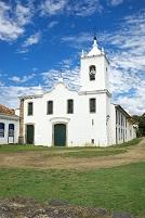 ブラジル ノッサ・セニョーラ・ダス・ドーレス教会
