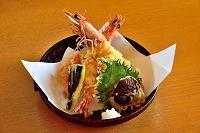 大分県 姫島特産 クルマエビの天ぷら