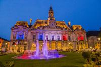 フランス トゥール 市庁舎