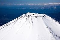 富士山 山頂付近(高度4,500m)