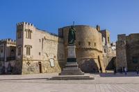 イタリア オートラント 城