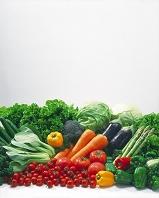 いろいろな野菜の盛り合わせ