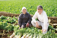 農業 人物
